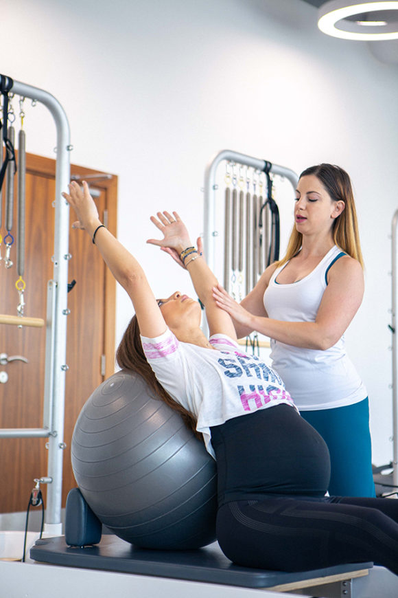 Pre and Post Natal Reformer